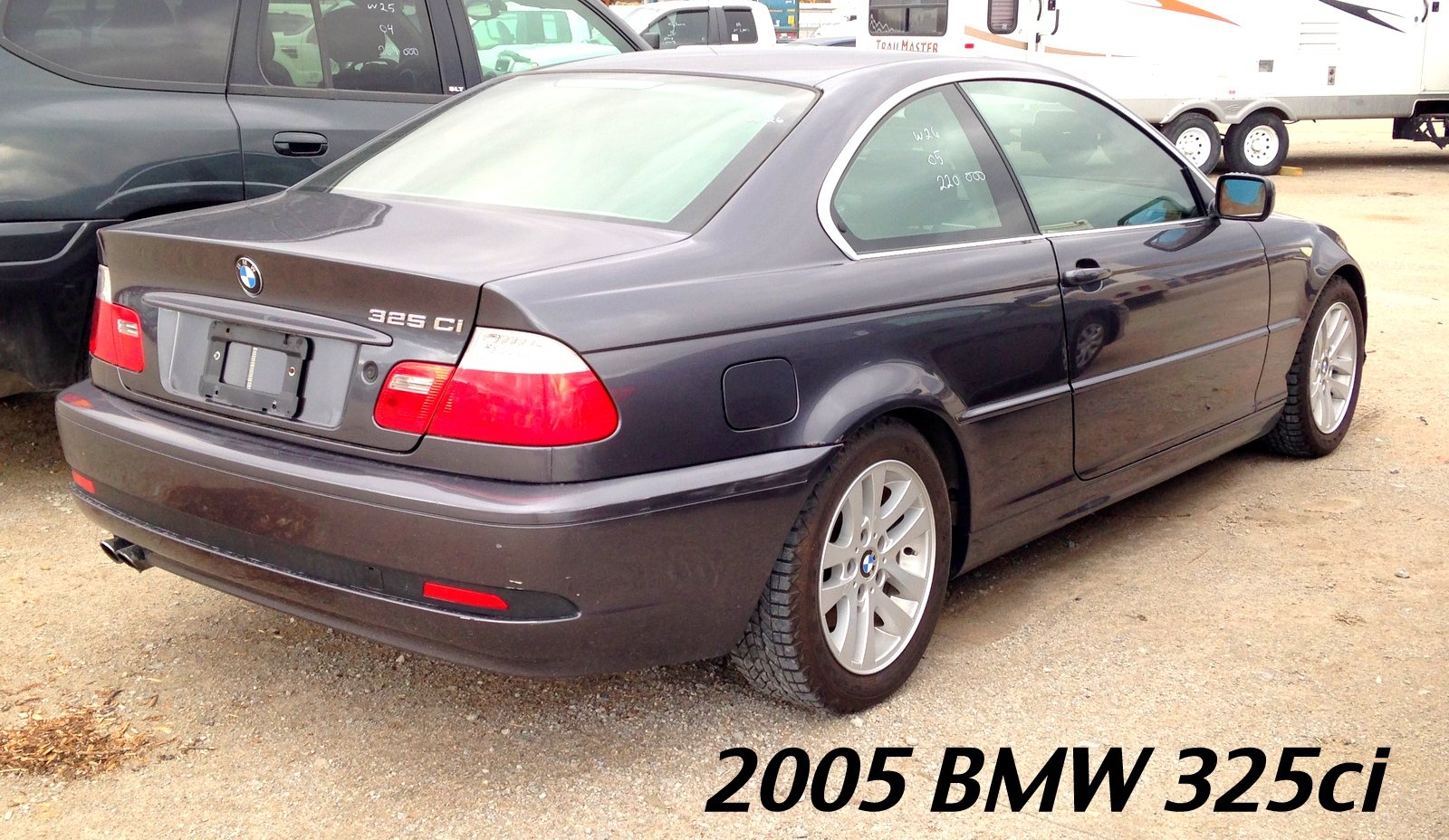 The 2005 Bmw 325ci That Was Almost Mine